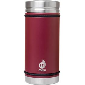 MIZU V5 - Recipientes para bebidas - with V-Lid 500ml rojo